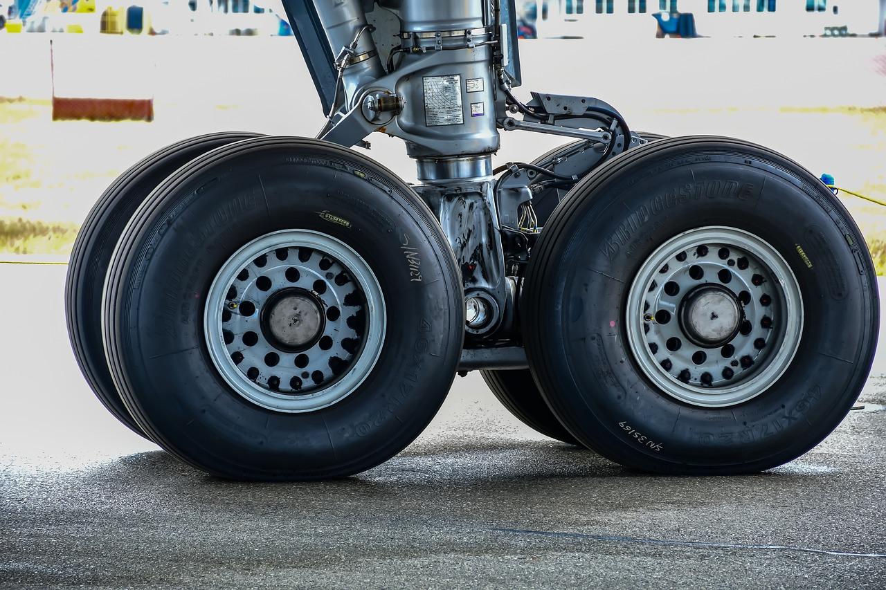 Air Michelin czyli jak funkcjonują opony lotnicze?